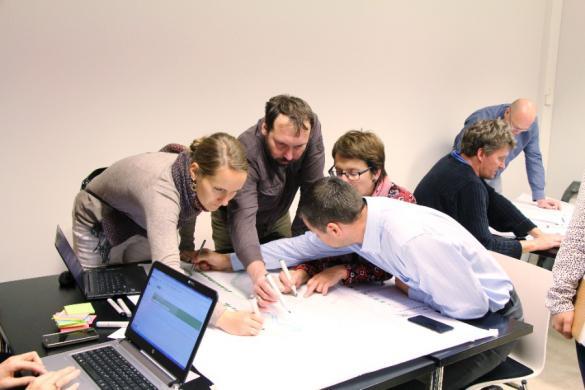 iWater team in Turku