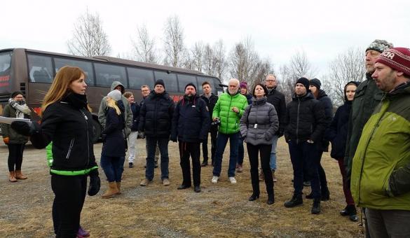 iWater team in Söderhamn